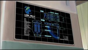 """I think that should say """"Luna Ferry"""""""