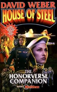 House of Steel cover, sourced from Honorverse Wikia