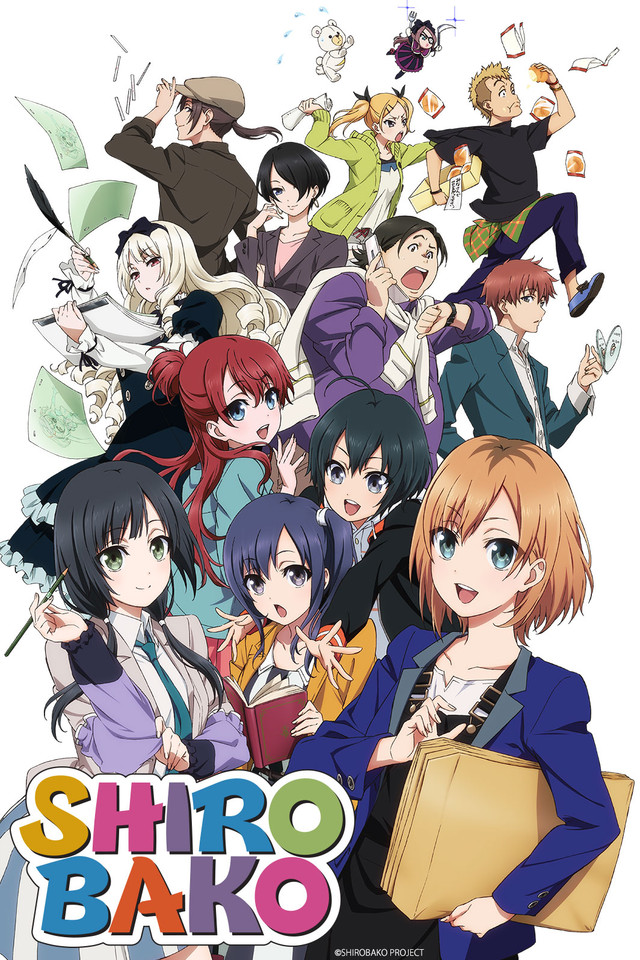 Shirobako is my anime of the year for 2015