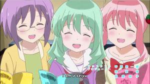 L to R: Futaba, Rin, and Ichigo (same source)