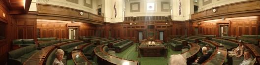 House of Representatives - Entry