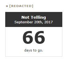 66 days to go...