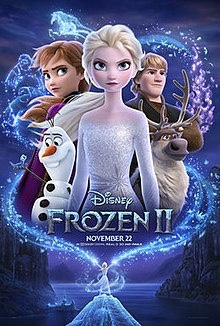 Frozen 2 Theatrical Poster